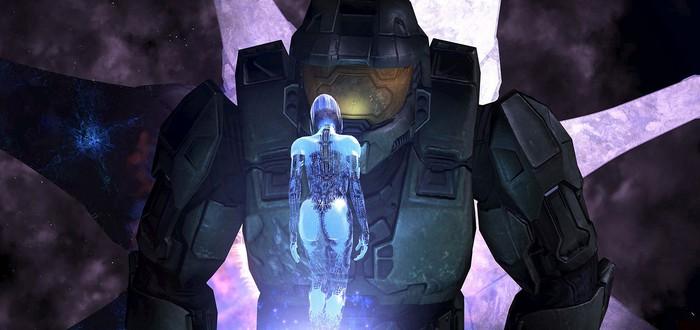 Первые 19 минут одиночной кампании PC-версии Halo 3