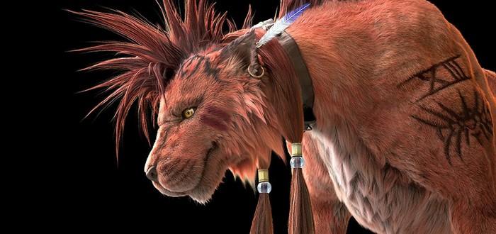 Square Enix объяснила, почему Ред XIII не стал играбельным персонажем в ремейке Final Fantasy VII