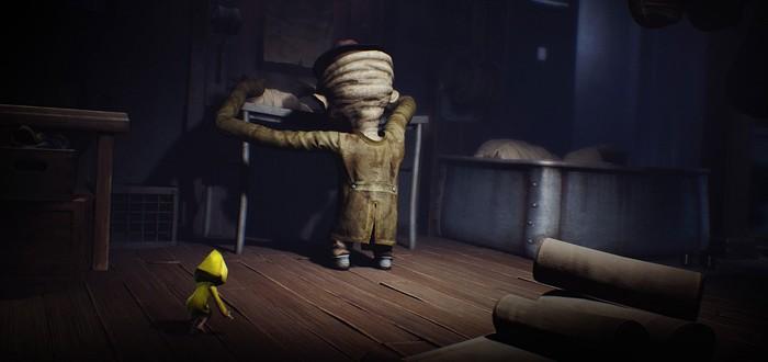 Новый скриншот Little Nightmares II