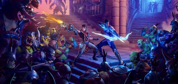 Уничтожение десятков орков в стартовом геймплее Orcs Must Die! 3