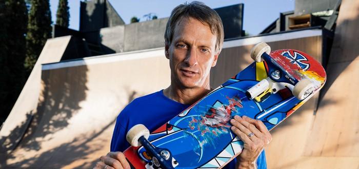 Тони Хоук считает, что ремастеры Pro Skater 1+2 это только начало