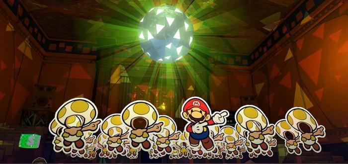 Оценки Paper Mario: The Origami King — могло быть и лучше