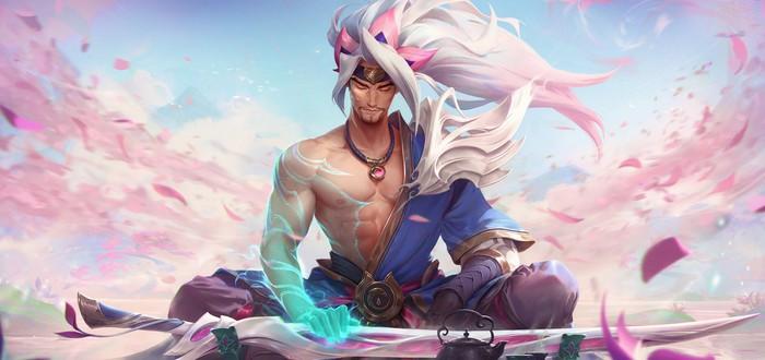 Анимационный трейлер League of Legends представляет брата Ясуо