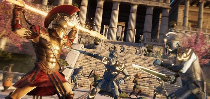 В Assassin's Creed Odyssey появится нордическая броня
