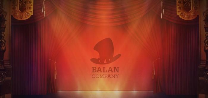 Square Enix запустила загадочный тизер-сайт Balan Company