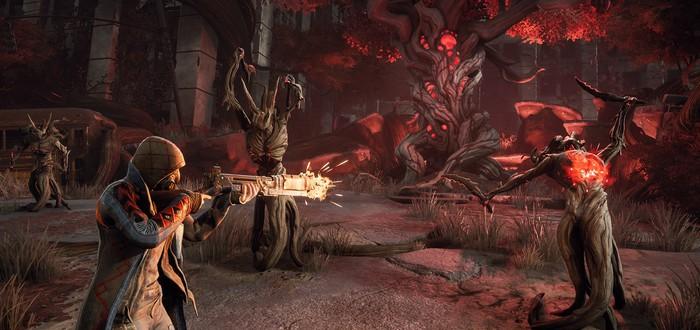 Локация Ward Prime в новом трейлере дополнения Subject 2923 для Remnant: From the Ashes