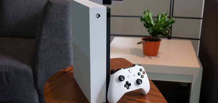 Microsoft прекратила производство Xbox One X