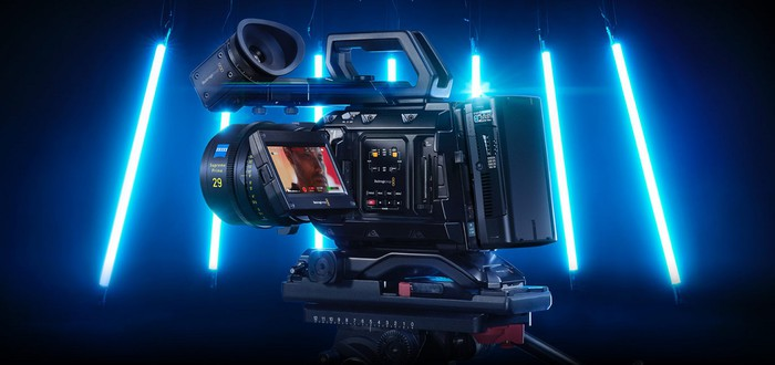Вышла камера Blackmagic за $9995 с возможностью съемки в 12K с 60FPS