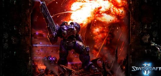 Новый кинематографический трейлер StarCraft II