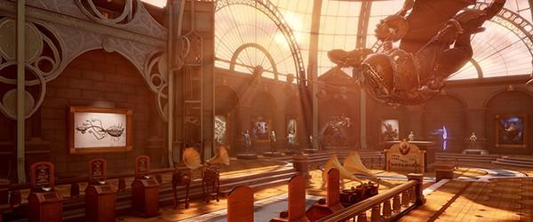 Вещи, которые можно найти в первом DLC BioShock Infinite – Clash in Clouds