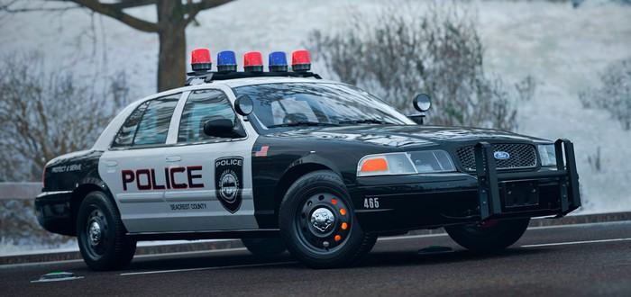 Краткая история Ford Crown Victoria — полицейского автомобиля из игр, кино и сериалов