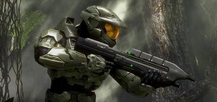 Для Halo 3 вышла модификация, позволяющая играть от третьего лица