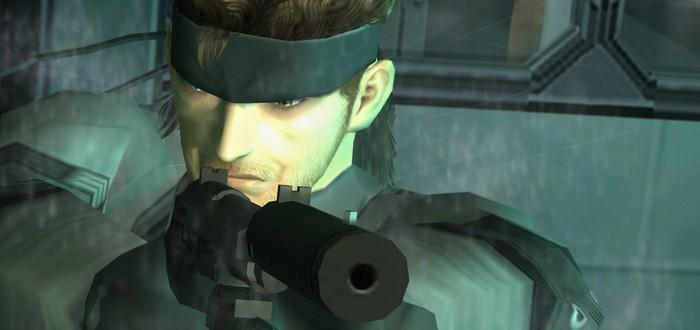 Сражение с мехом в геймплее фанатского ремейка Metal Gear Solid на Unreal Engine 4