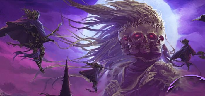 В августе Blasphemous получит бесплатное DLC Stir of Dawn