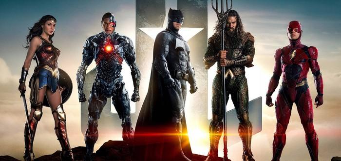 """""""Лига справедливости"""" Зака Снайдера не будет каноном кинематографической вселенной DC"""