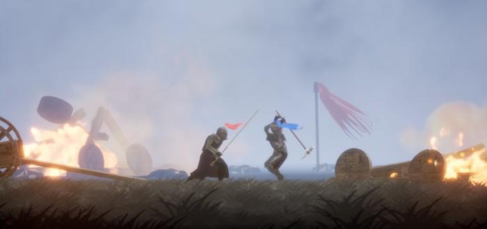 Рыцарские сражения сбоку в новом трейлере экшена Griefhelm