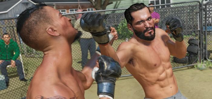 Новый геймплейный трейлер UFC 4
