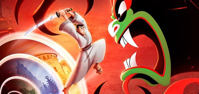 Экшен Samurai Jack: Battle Through Time выйдет 21 августа