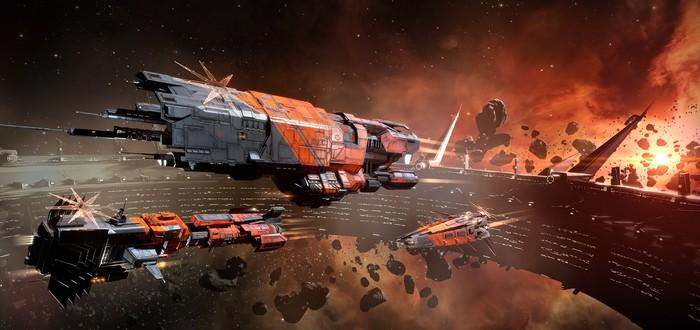 Завершение вторжения в трейлере обновления Zenith для EVE Online