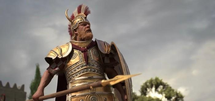 Геймплей за Менелая и системные требования Total War Saga: Troy