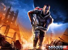 """""""Бешеная"""" деваха из Mass Effect 2"""