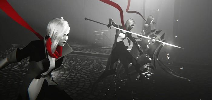 Битва с Хирургом в новом геймплее тактической стратегии Othercide
