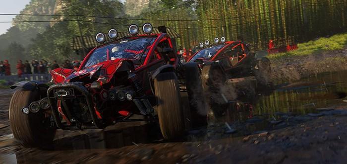 Новый трейлер Dirt 5 посвящен режиму Path Finder