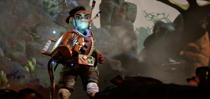 Исследование загадочной планеты в первом трейлере экшен-адвенчуры The Gunk