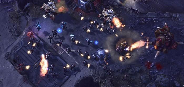 Blizzard выпустит большой патч для StarCraft 2 в честь 10-летия игры