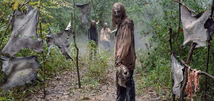 """10 сезон """"Ходячих мертвецов"""" получит шесть дополнительных серий, выход 11 сезона перенесен на 2021 год"""