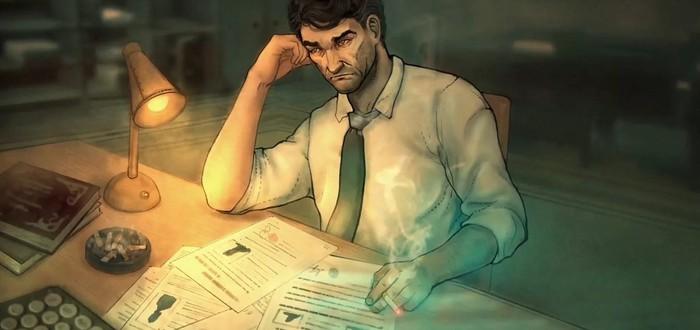 Анонсирована Coffee Noir — интересный синтез детективной игры и симулятора кофейни