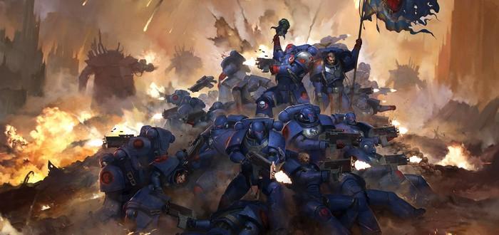 По Warhammer 40K вышло приложение с доступом к правилам настолки