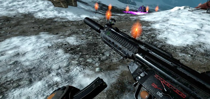 inXile анонсировала командный шутер Frostpoint VR: Proving Grounds