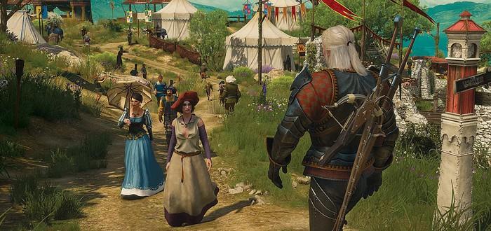 Энтузиаст ходит по миру The Witcher 3 с помощью беговой дорожки