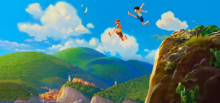 """Pixar анонсировала мультфильм """"Лука"""""""