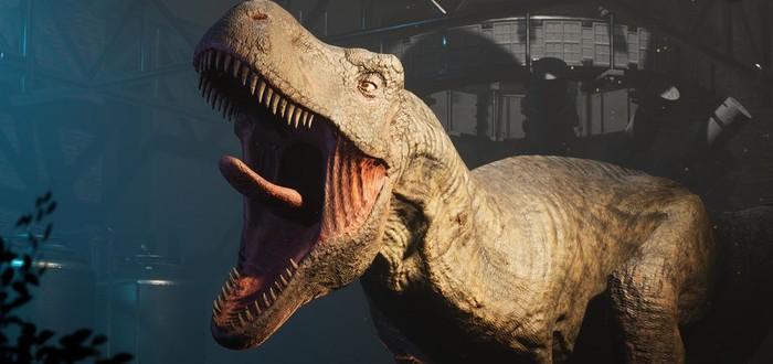 Хоррор с динозаврами Deathground собрал свыше 100 тысяч долларов на Kickstarter