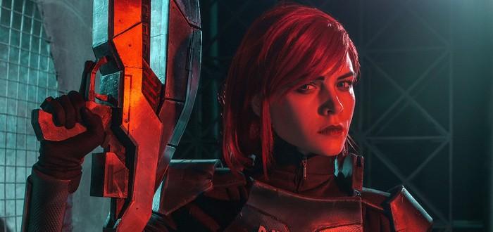 Пятничный косплей: Mass Effect, Cool World, Женщина-Халк и Final Fantasy VII