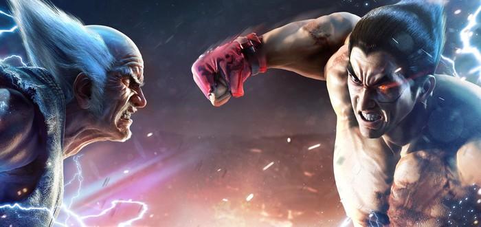 Для Tekken 7 анонсировали 4 сезон, SoulCalibur 6 получит нового персонажа, а Guilty Gear Strive выйдет в 2021 году