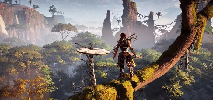 Гайд Horizon Zero Dawn для PC — чем заняться в игре
