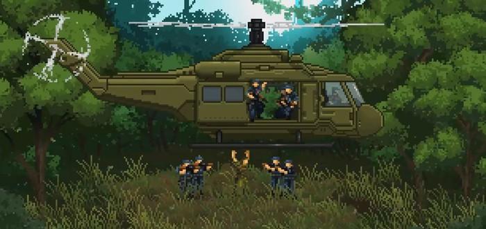 Вышло демо бесплатной игры Unmetal, вдохновленной классической Metal Gear