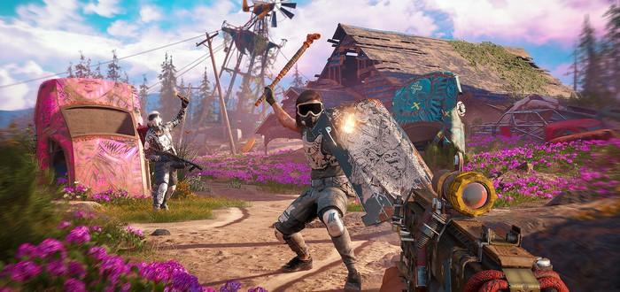 Ubisoft повысила цены на тайтлы последних лет