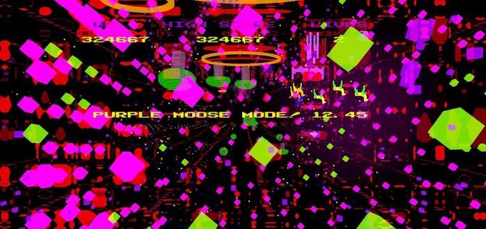 Фиолетовый олень уничтожает пришельцев в трейлере безумного воксельного шутера Moose Life