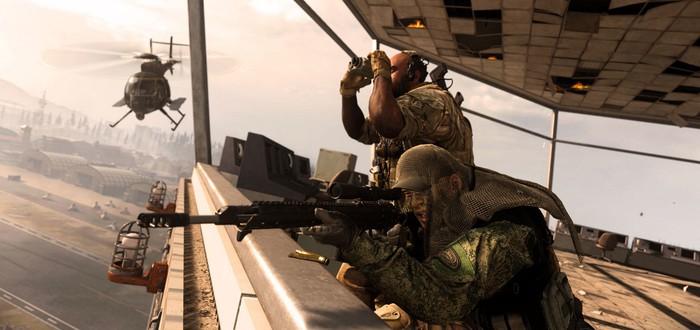 Infinity Ward подтвердила, что Warzone будет развиваться в рамках последующих частей Call of Duty