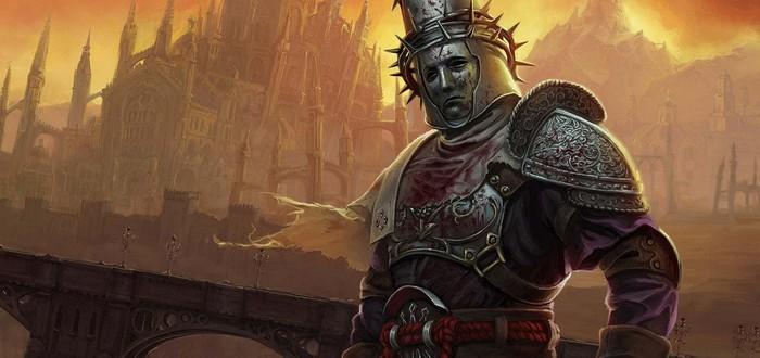 Метроидвания Blasphemous получила бесплатное дополнение The Stir of Dawn