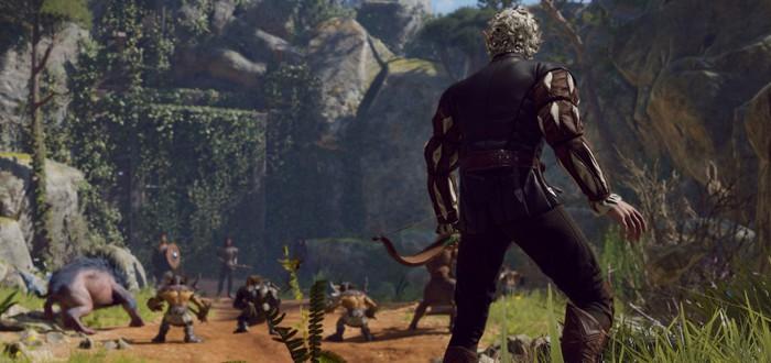 Ранний доступ Baldur's Gate 3 не начнется в августе