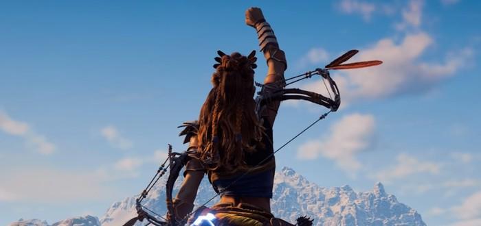 Horizon Zero Dawn на PC весит больше, чем на PS4