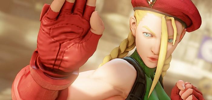 Прямой эфир с презентации летнего апдейта Street Fighter V — начало в 20:00
