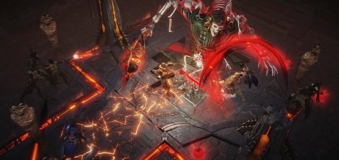Blizzard отчиталась о ходе разработки Diablo Immortal