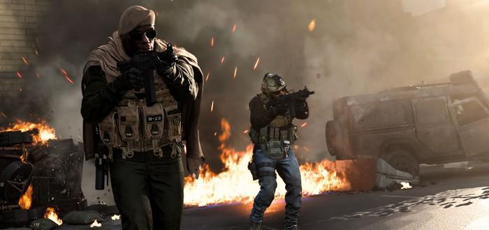 Игроки Call of Duty: Warzone обнаружили компьютер, транслирующий странные знаки и числа