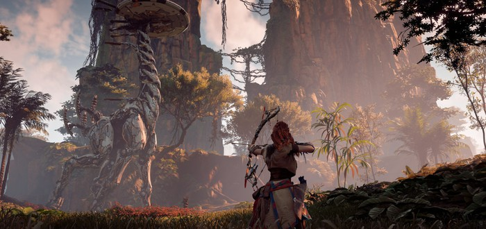 Релизный трейлер PC-версии Horizon: Zero Dawn, игра уже доступна